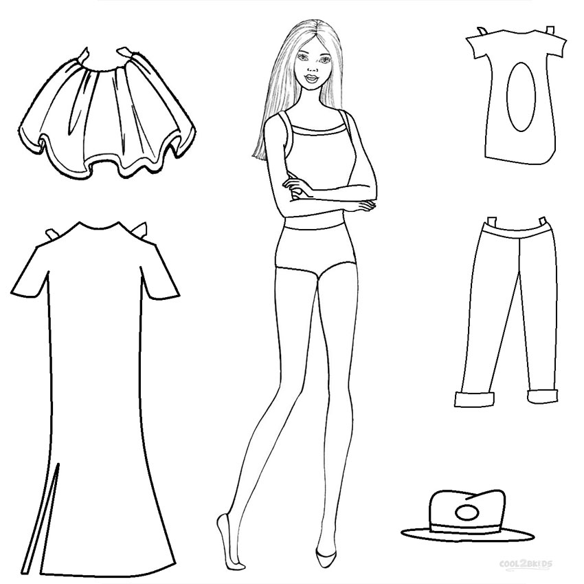 coloring doll print free printable paper doll coloring pages for kids doll print coloring