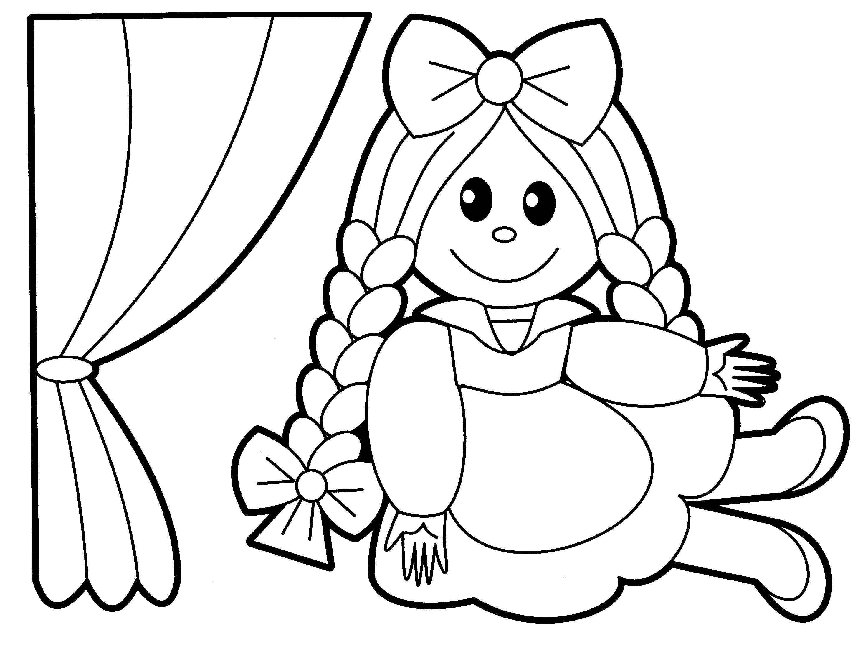 coloring doll print free printable paper doll templates cool2bkids doll coloring print