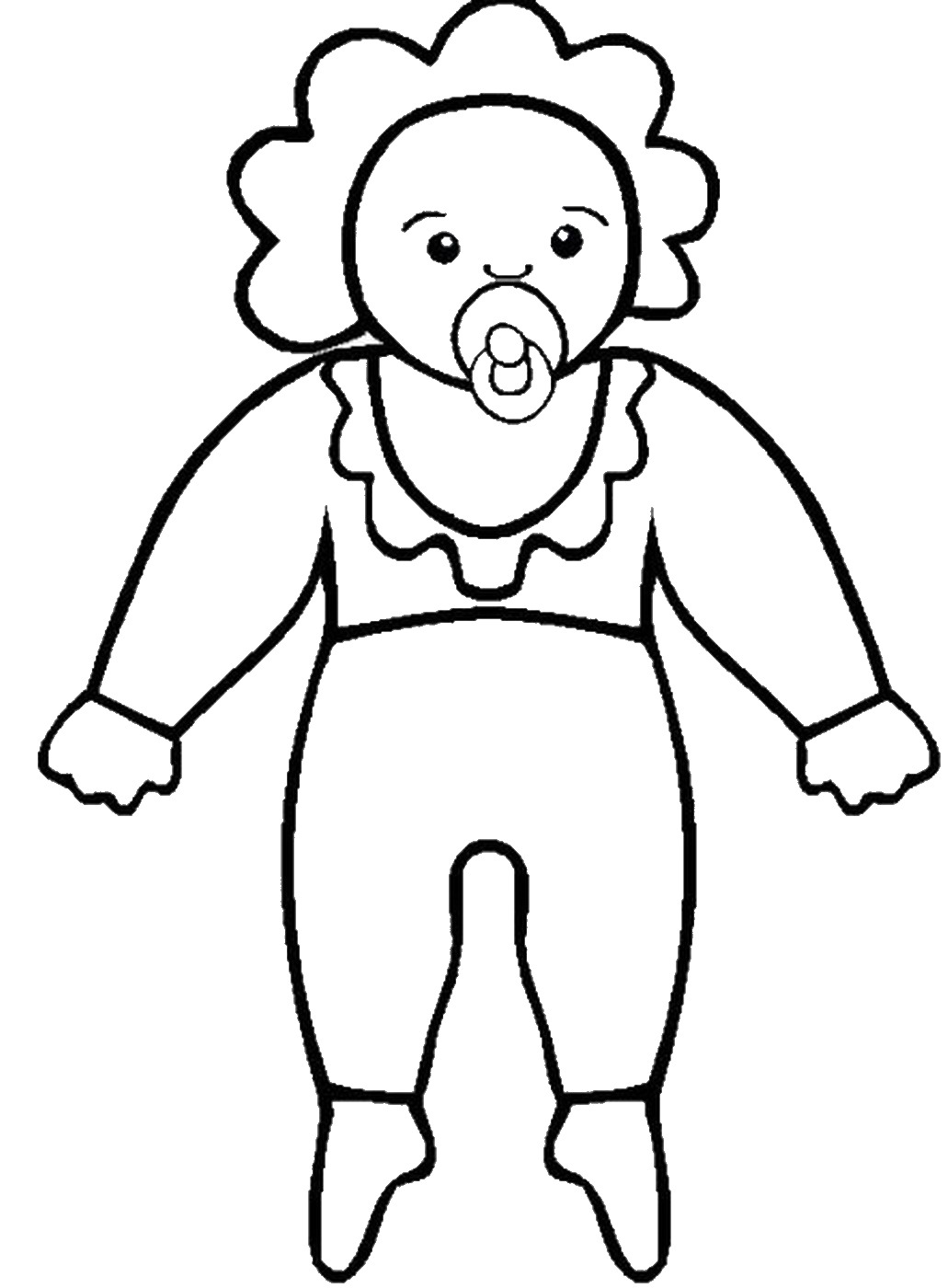 coloring doll print free printable paper doll templates cool2bkids print doll coloring