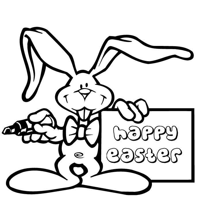 coloring easter bunnies easter bunny coloring pages free coloring pages easter coloring bunnies
