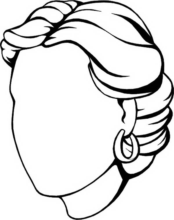 coloring faces blank face coloring page coloring home coloring faces