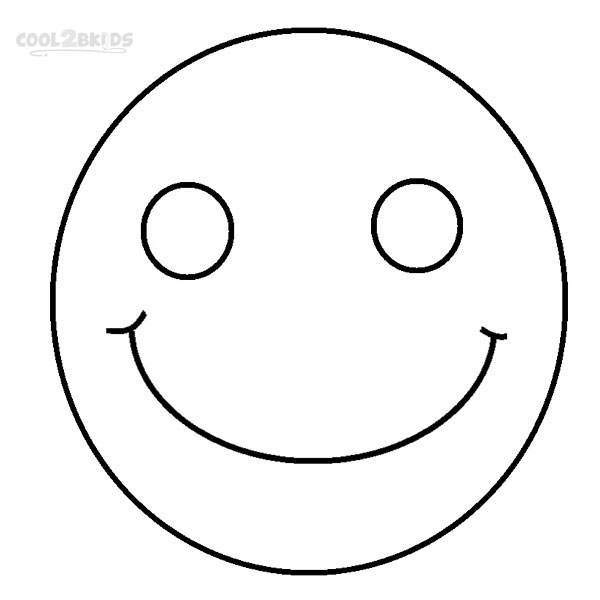 coloring faces blank face coloring page getcoloringpagescom coloring faces