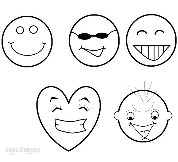 coloring faces face coloring page getcoloringpagescom coloring faces 1 1