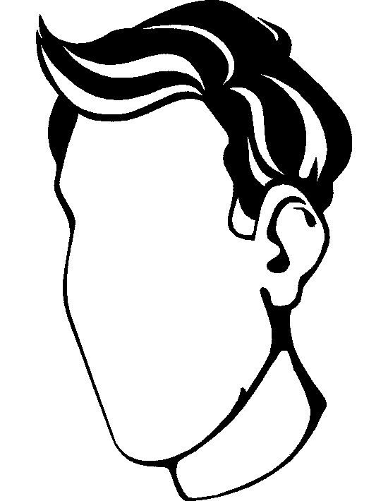 coloring faces picture miscellaneous coloring sheets faces of human faces coloring 1 1