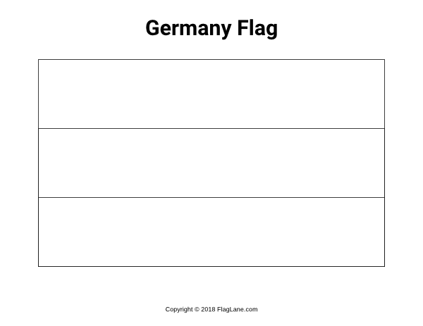 coloring flag germany germany flag coloring page awesome germany flag coloring germany coloring flag