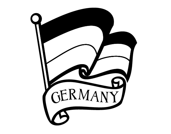 coloring flag germany germany flag printables flag coloring germany