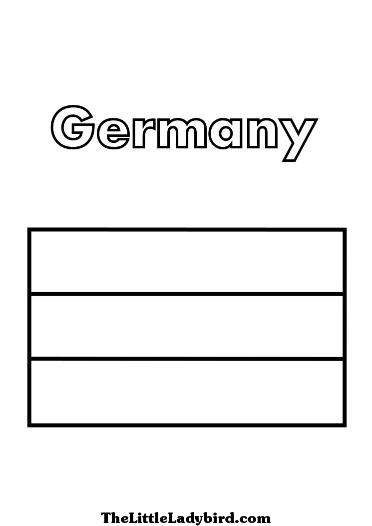 coloring flag germany the flag of germany coloring pages to print flag germany flag coloring