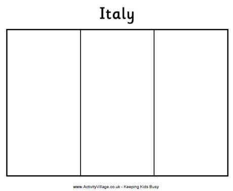 coloring flag italy download italy flag coloring page coloring wizards coloring flag italy