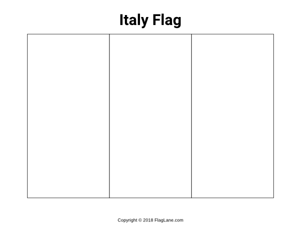 coloring flag italy flag of italy coloring page coloringcrewcom flag coloring italy
