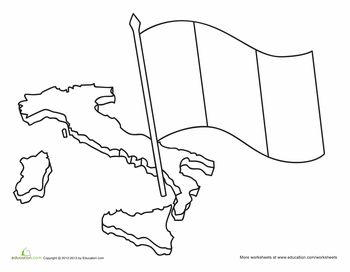 coloring flag italy italian flag coloring page flag coloring pages italian italy coloring flag