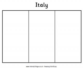coloring flag italy italy flag coloring picture coloring italy flag