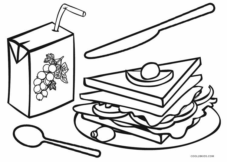 coloring food pages food coloring pages doodle art alley coloring pages food