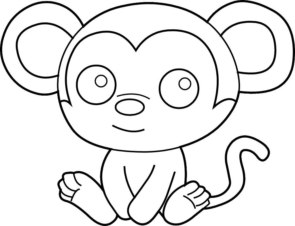 coloring for kids easy easy animal coloring pages for kids coloring home easy coloring for kids