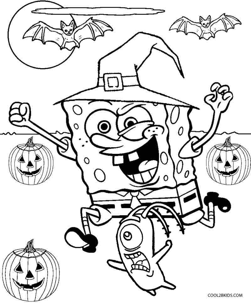 coloring halloween 30 cute halloween coloring pages for kids scribblefun halloween coloring