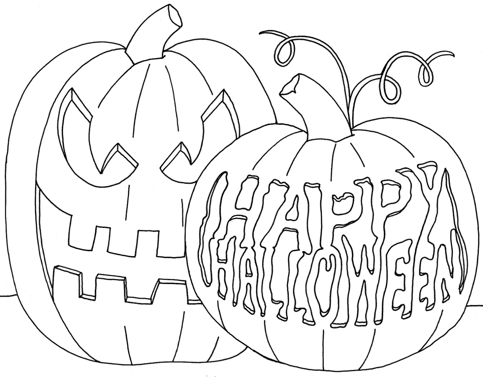 coloring halloween drawings yucca flats nm wenchkin39s coloring pages jack o lanterns coloring halloween drawings