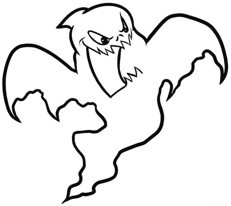 coloring halloween ghost ghost coloring pages getcoloringpagescom ghost coloring halloween