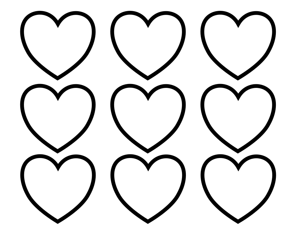 coloring heart for kids free printable heart coloring pages for kids heart coloring for kids