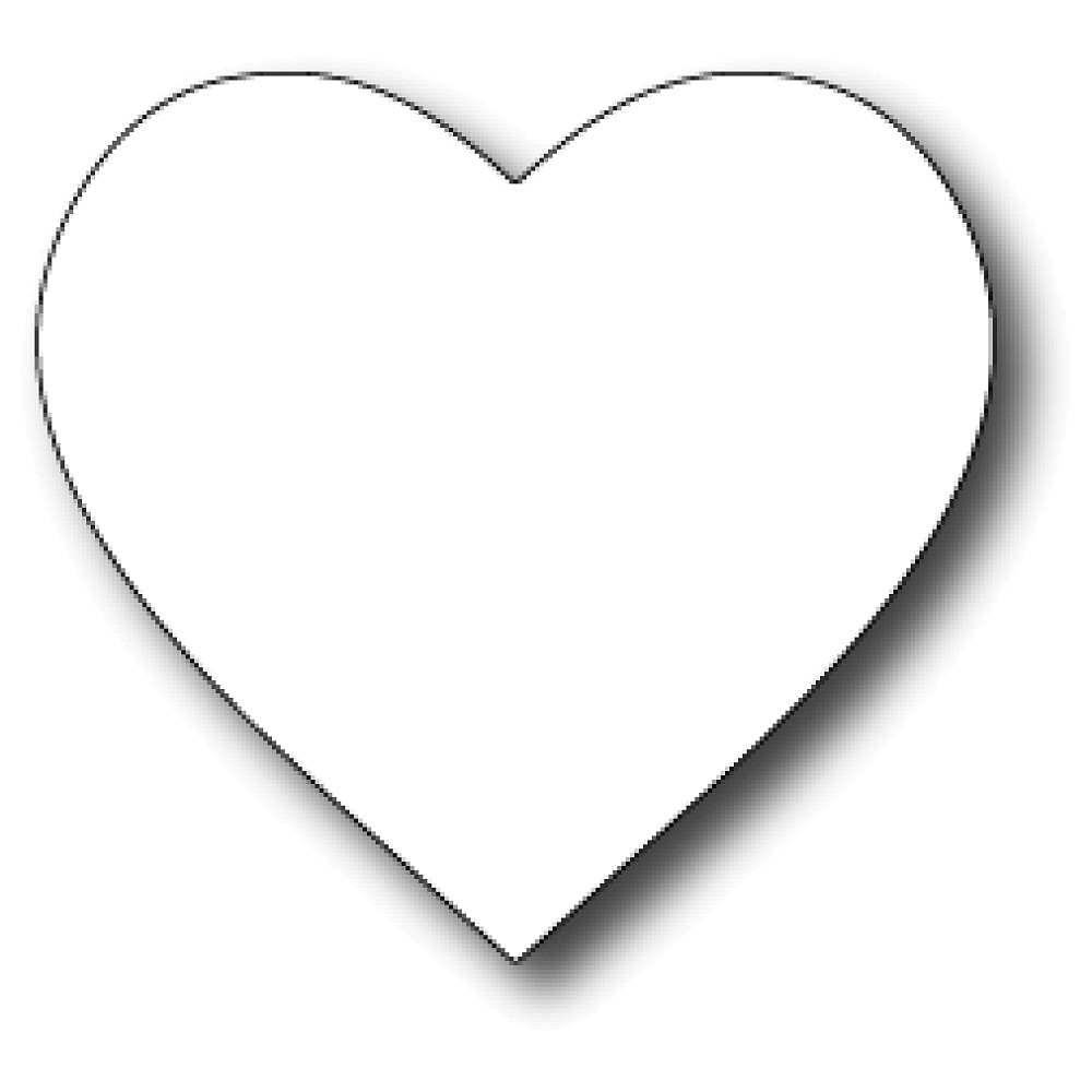 coloring heart for kids free printable heart coloring pages for kids heart coloring kids for