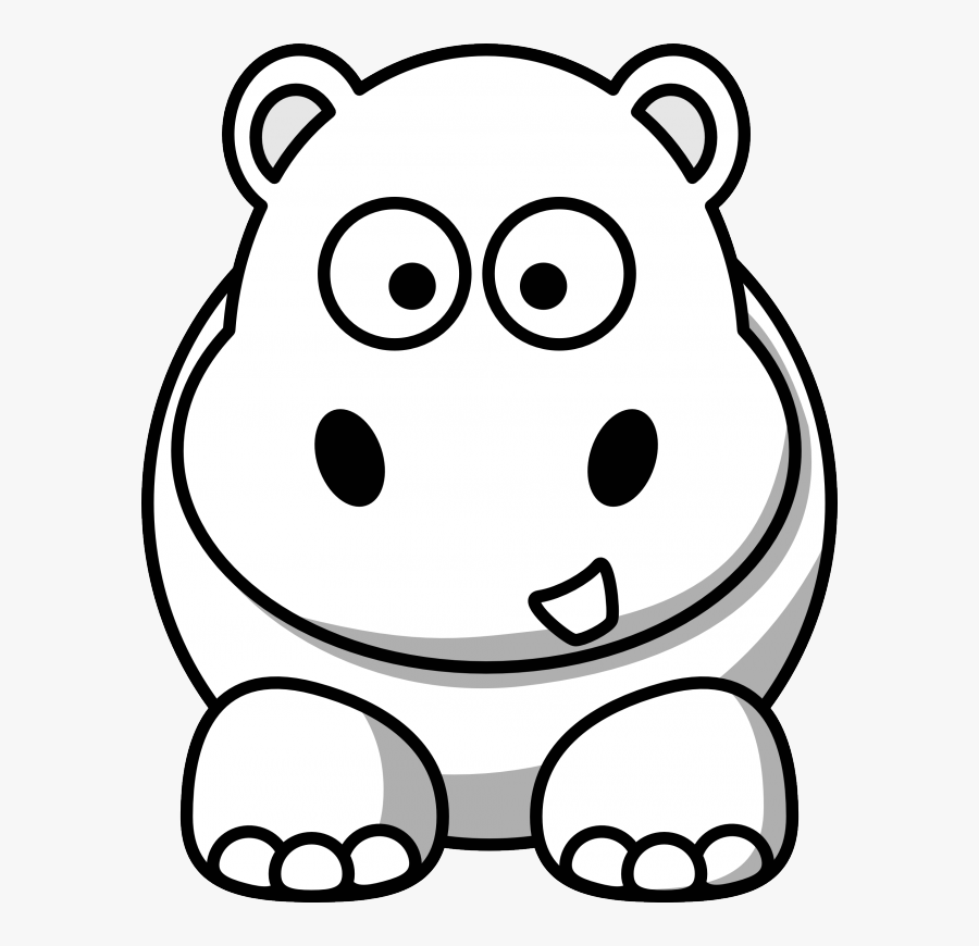 coloring hippo clipart free hippo images for kids download free clip art free hippo clipart coloring