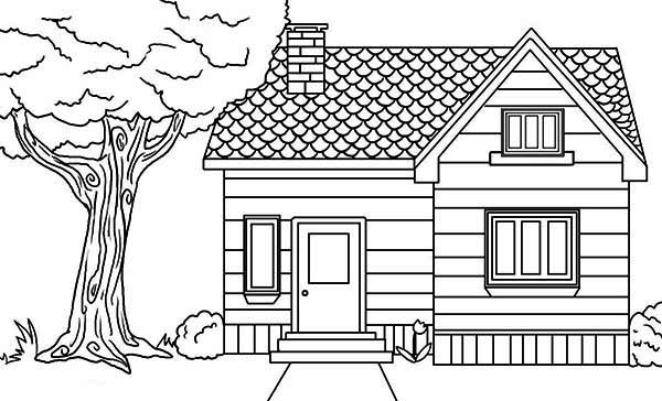 coloring houses home and house coloring pages coloring pages houses coloring
