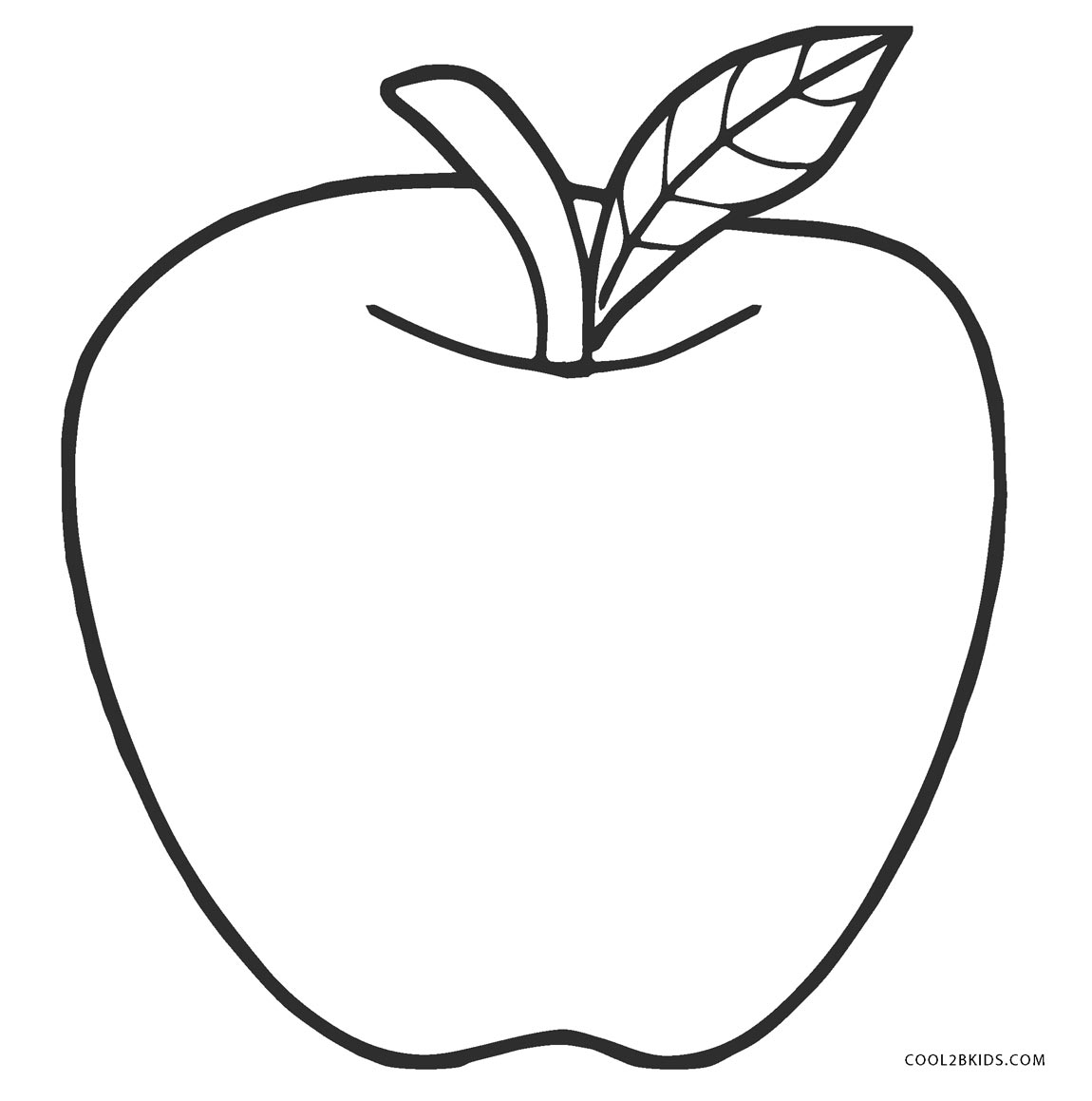coloring image of an apple apple coloring pages to print coloring image an of apple