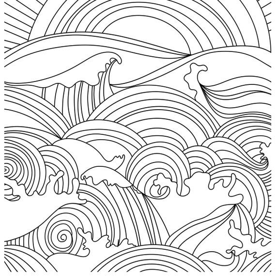 coloring image sunset sunset coloring pages to download and print for free sunset coloring image