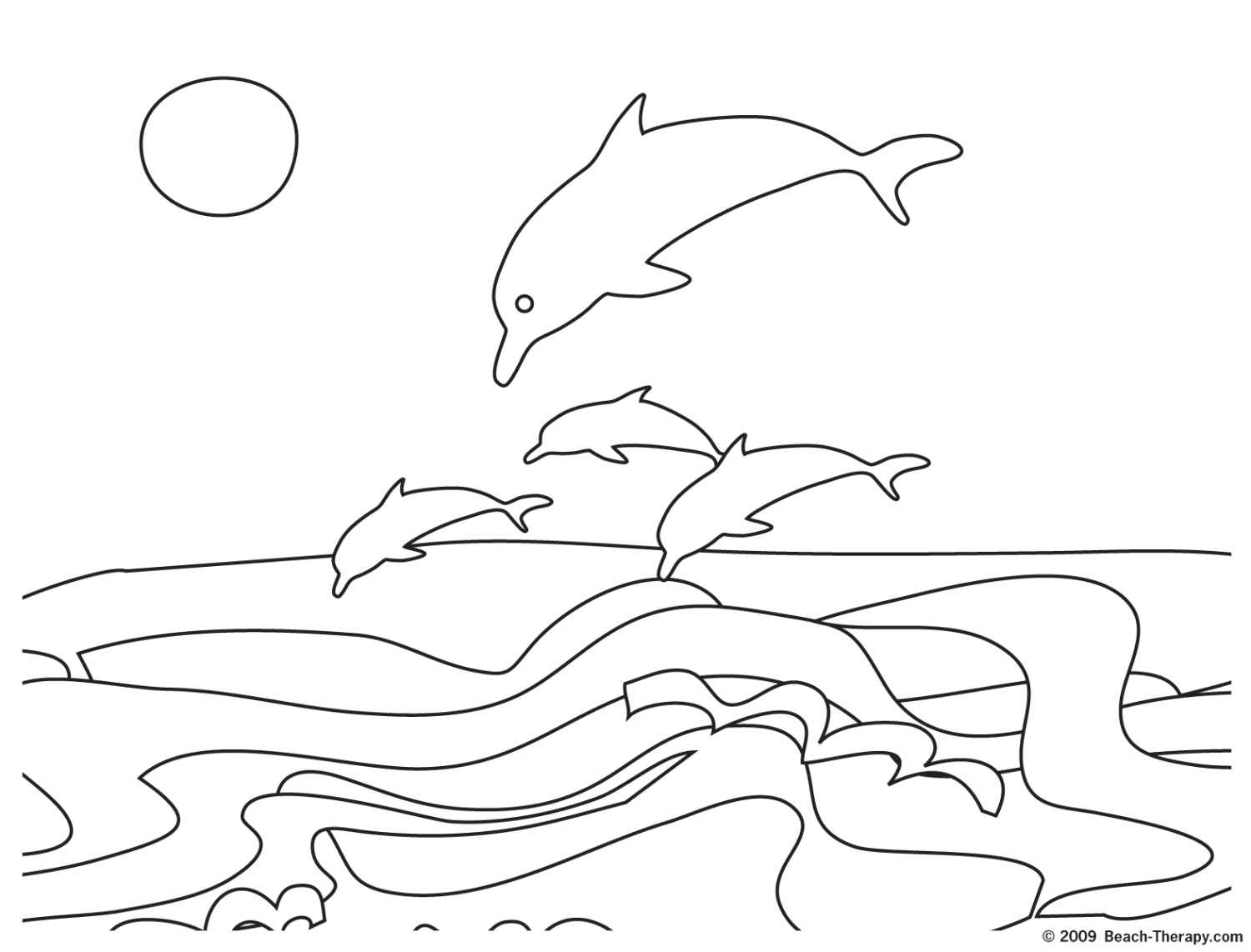 coloring image sunset sunset ocean waves coloring page digital printable sunset coloring image