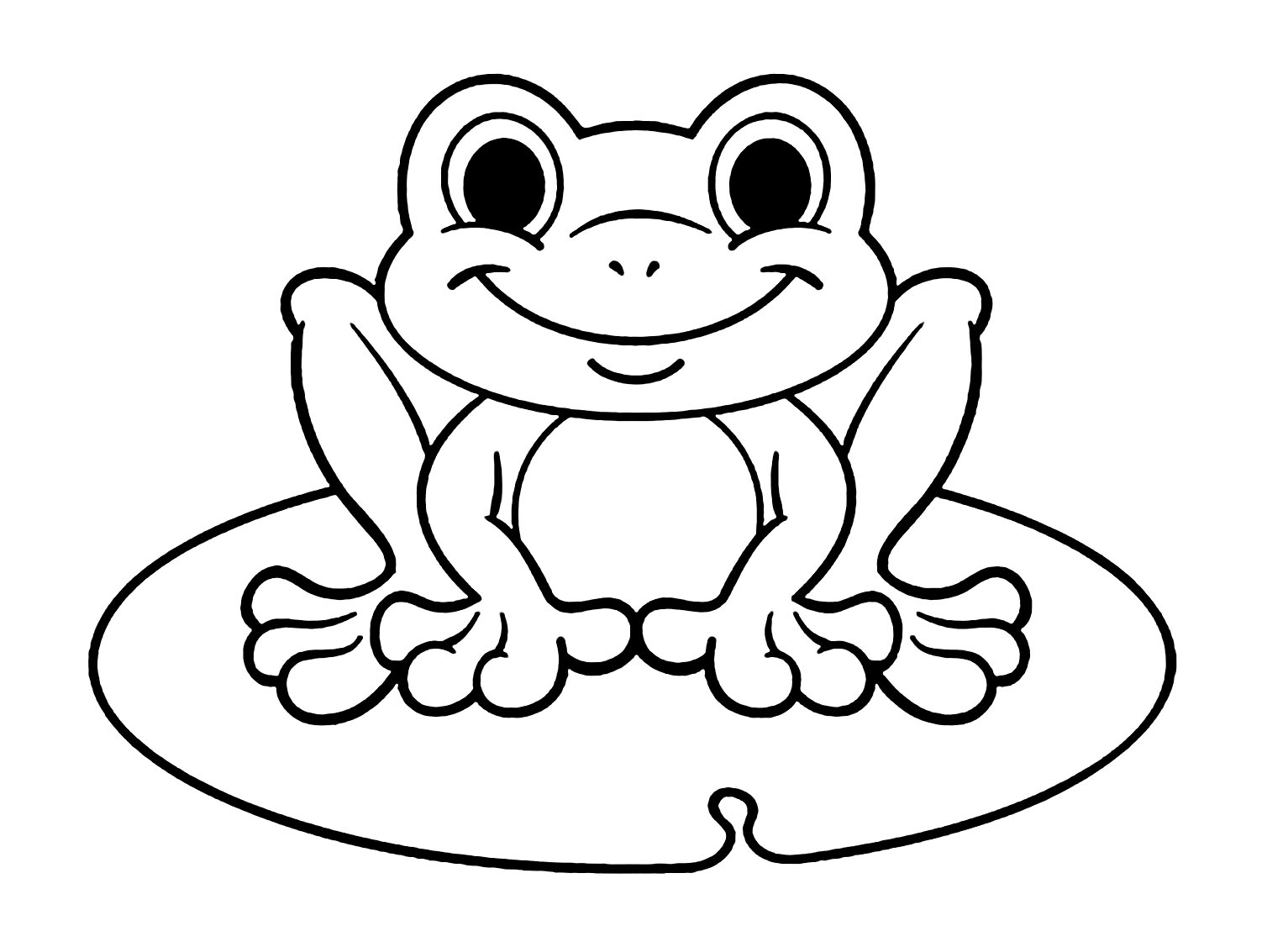 coloring images of frog free printable frog coloring pages for kids cool2bkids of images coloring frog