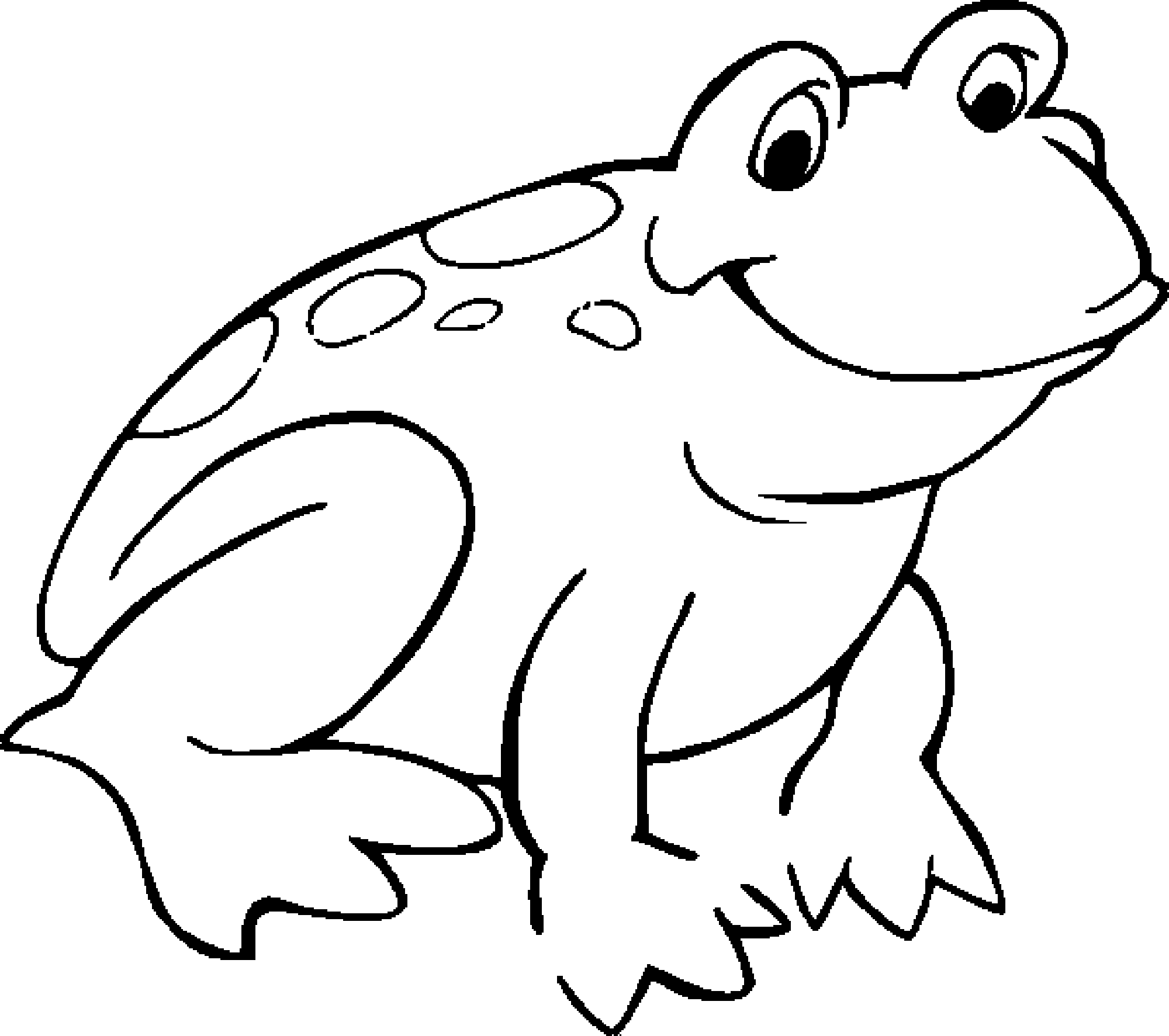 coloring images of frog frogs coloring pages to download and print for free frog coloring images of