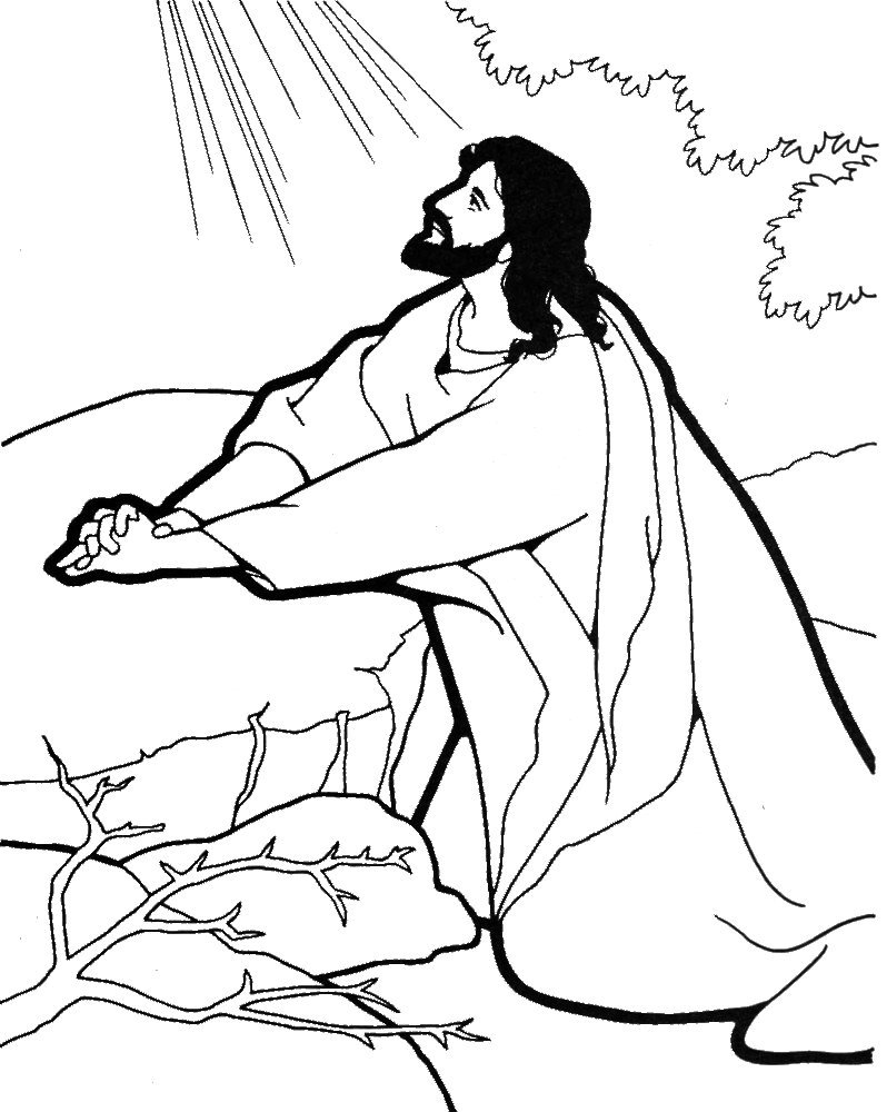 coloring jesus fight of faith bible coloring jesus free coloring jesus coloring 1 1