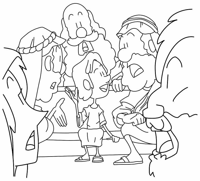 coloring jesus jesus as a boy coloring pages coloring home jesus coloring