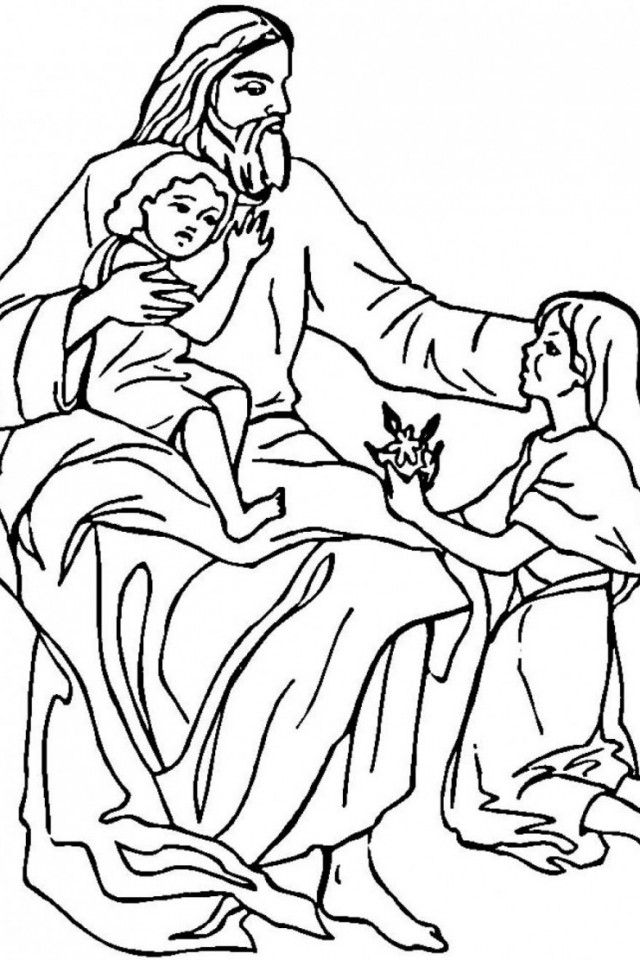 coloring jesus jesus miracles coloring pages coloring home jesus coloring