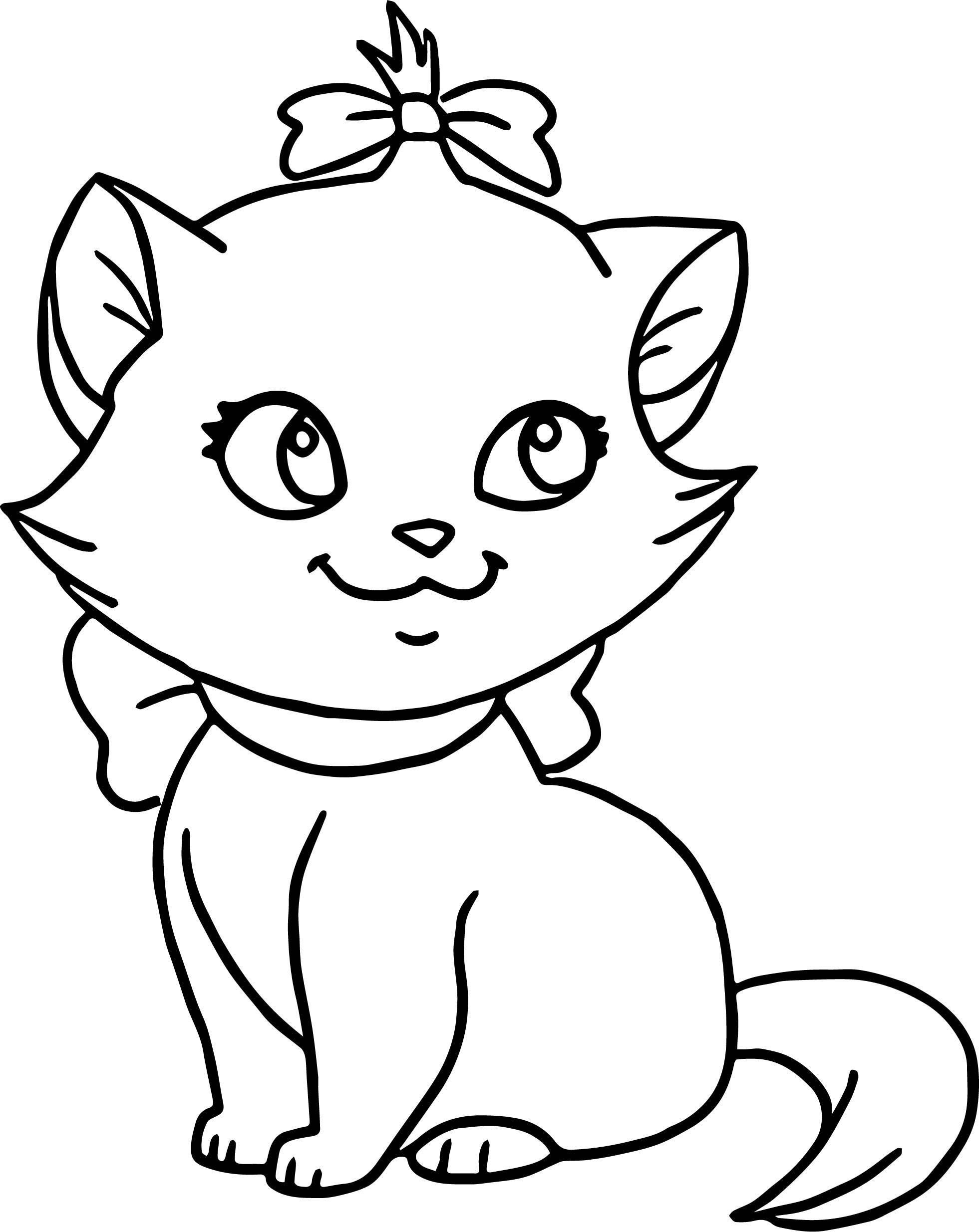 coloring kitty preschool kitten coloring pages coloring home coloring kitty