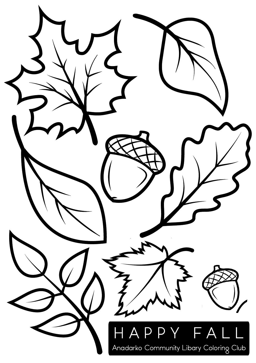coloring leaf clip art autumn leaves coloring pages free images at clkercom coloring art clip leaf