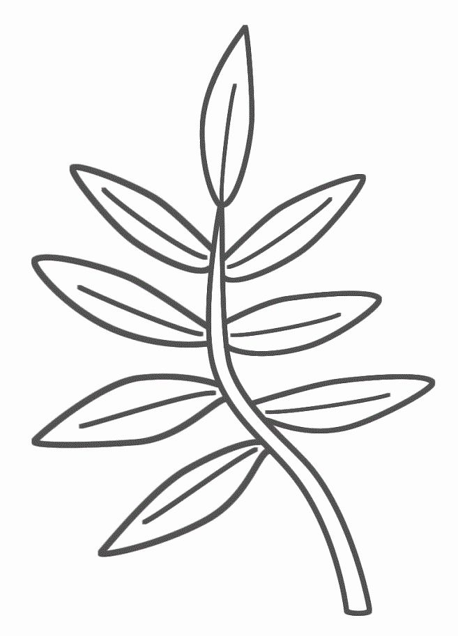 coloring leaf clip art clipart fall leaves coloring page art coloring clip leaf