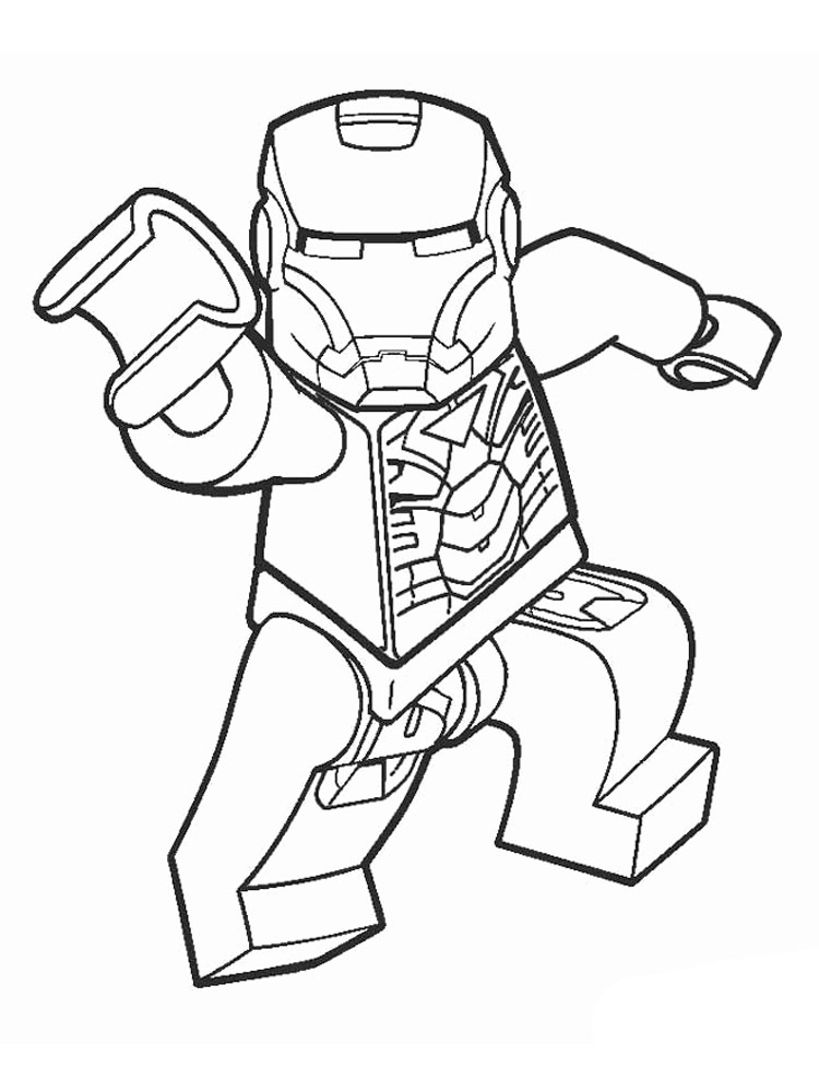 coloring lego avengers lego avengers coloring pages at getcoloringscom free coloring avengers lego