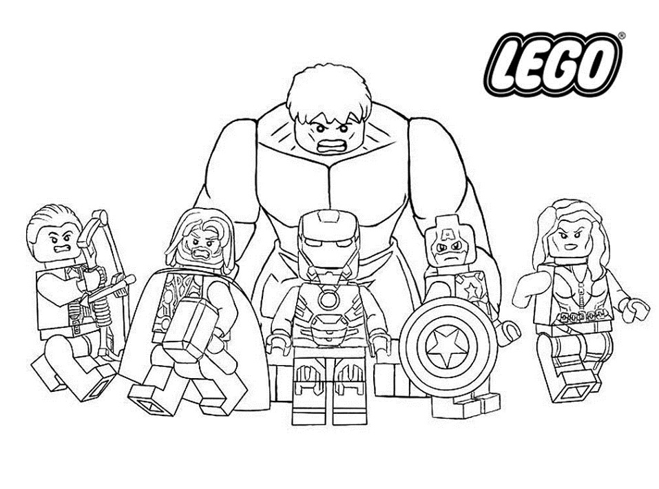 coloring lego avengers lego vingadores coloring play free coloring game online lego coloring avengers