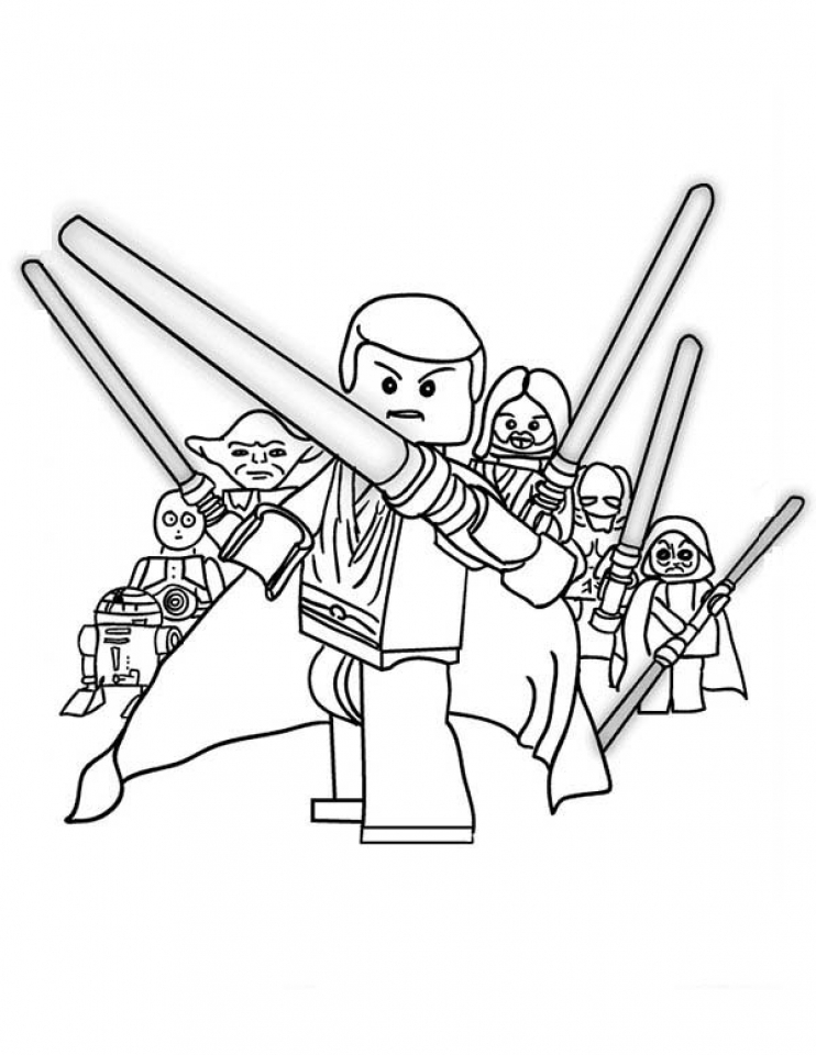 coloring lego star wars star wars droid coloring pages at getdrawings free download coloring lego star wars
