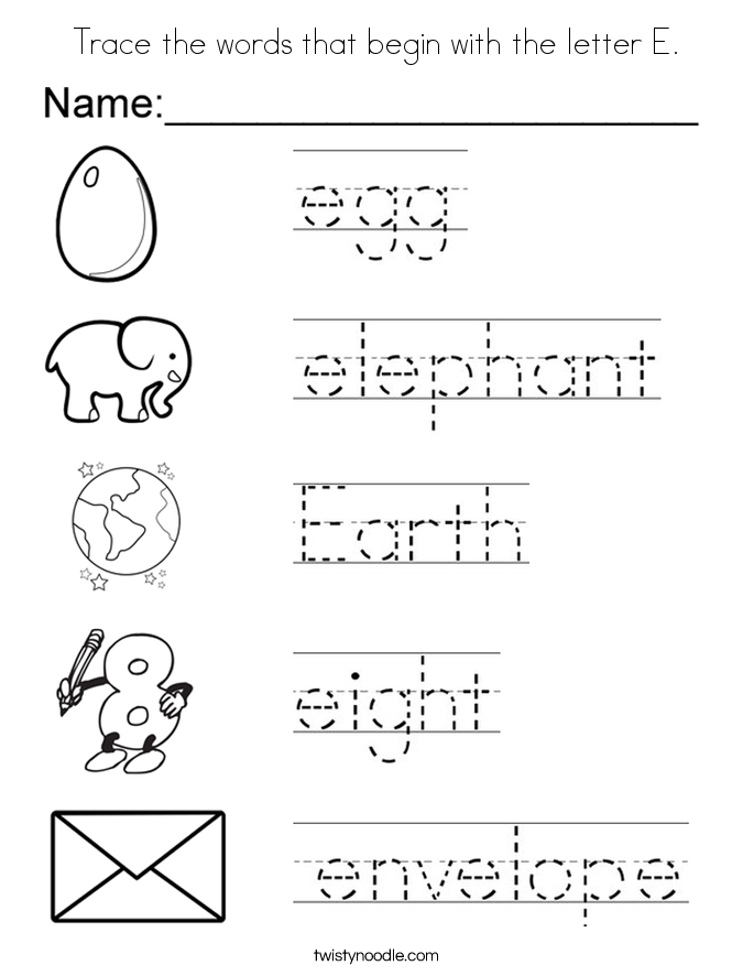 coloring letter e worksheets for toddlers cute letter find worksheets with a freebie preschool toddlers coloring for letter worksheets e