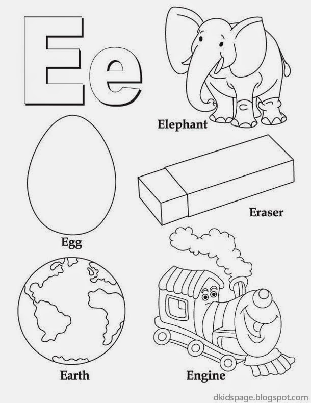 coloring letter e worksheets for toddlers download free alphabet coloring e and educational activity coloring for e letter worksheets toddlers