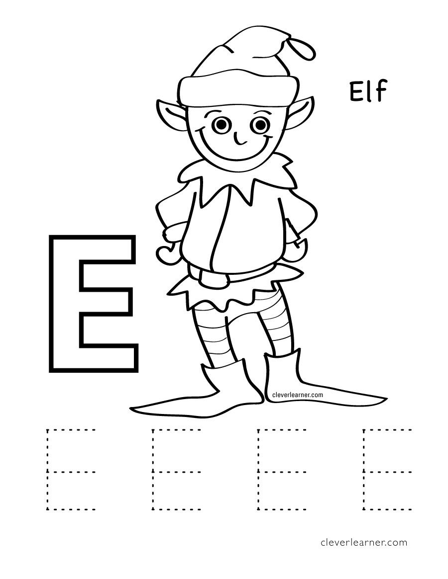 coloring letter e worksheets for toddlers kindergarten kids letter e coloring page kindergarten letter e for coloring worksheets toddlers