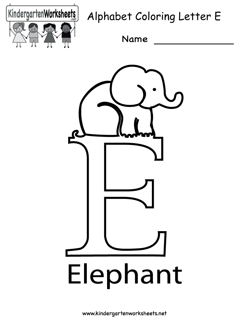 coloring letter e worksheets for toddlers letter e alphabet coloring pages 3 printable versions toddlers coloring e worksheets letter for