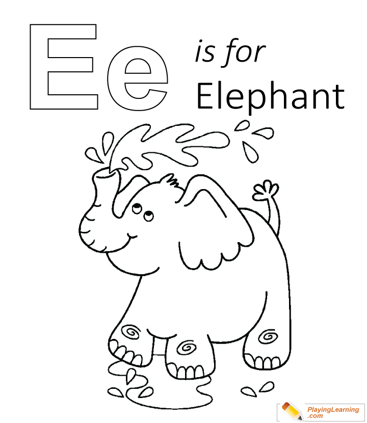 coloring letter e worksheets for toddlers letter e coloring pages to download and print for free worksheets e for toddlers letter coloring