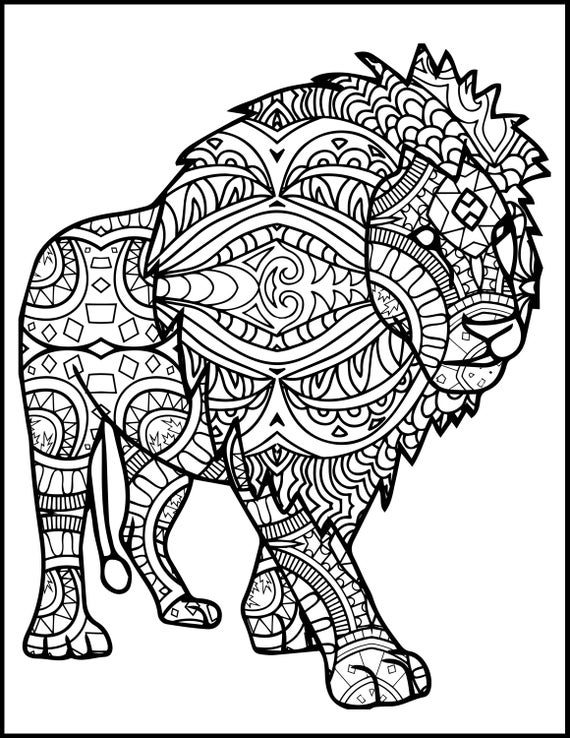 coloring lion pages african lion coloring page free printable coloring pages pages lion coloring
