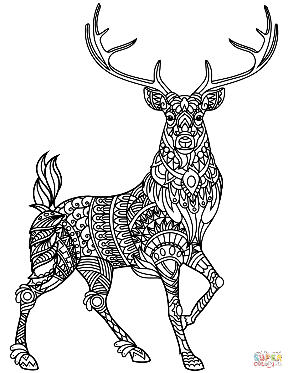 coloring moose moose zentangle coloring pages print coloring 2019 coloring moose