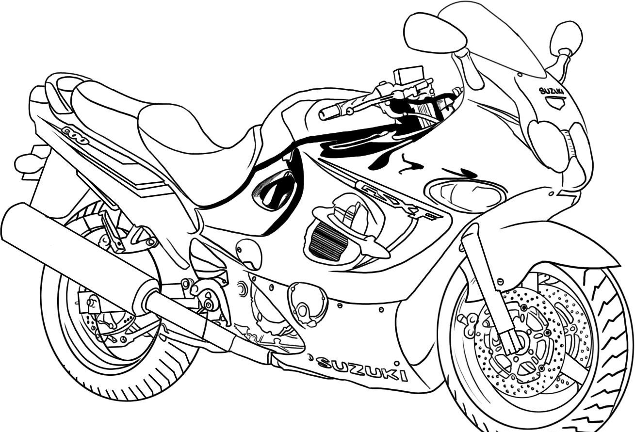 coloring motorcycle pages free printable motorcycle coloring pages for kids cool2bkids motorcycle coloring pages