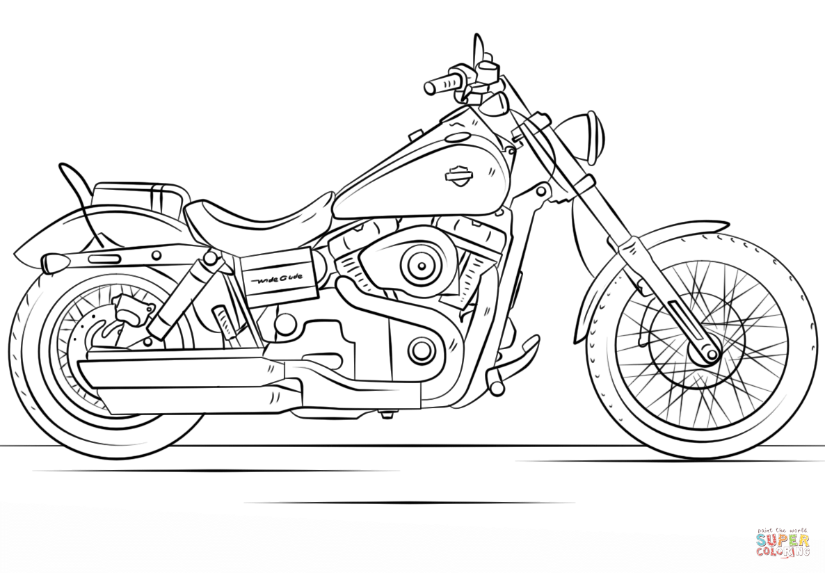 coloring motorcycle pages free printable motorcycle coloring pages for kids cool2bkids pages motorcycle coloring