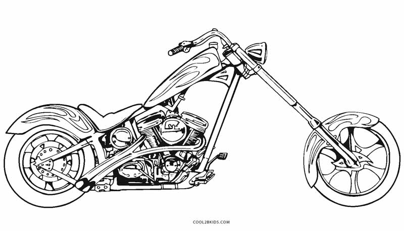 coloring motorcycle pages motor bike coloring pages coloring home motorcycle coloring pages