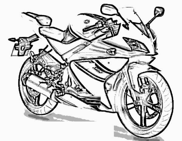 coloring motorcycle pages motorcycle coloring pages coloring pages to print motorcycle coloring pages