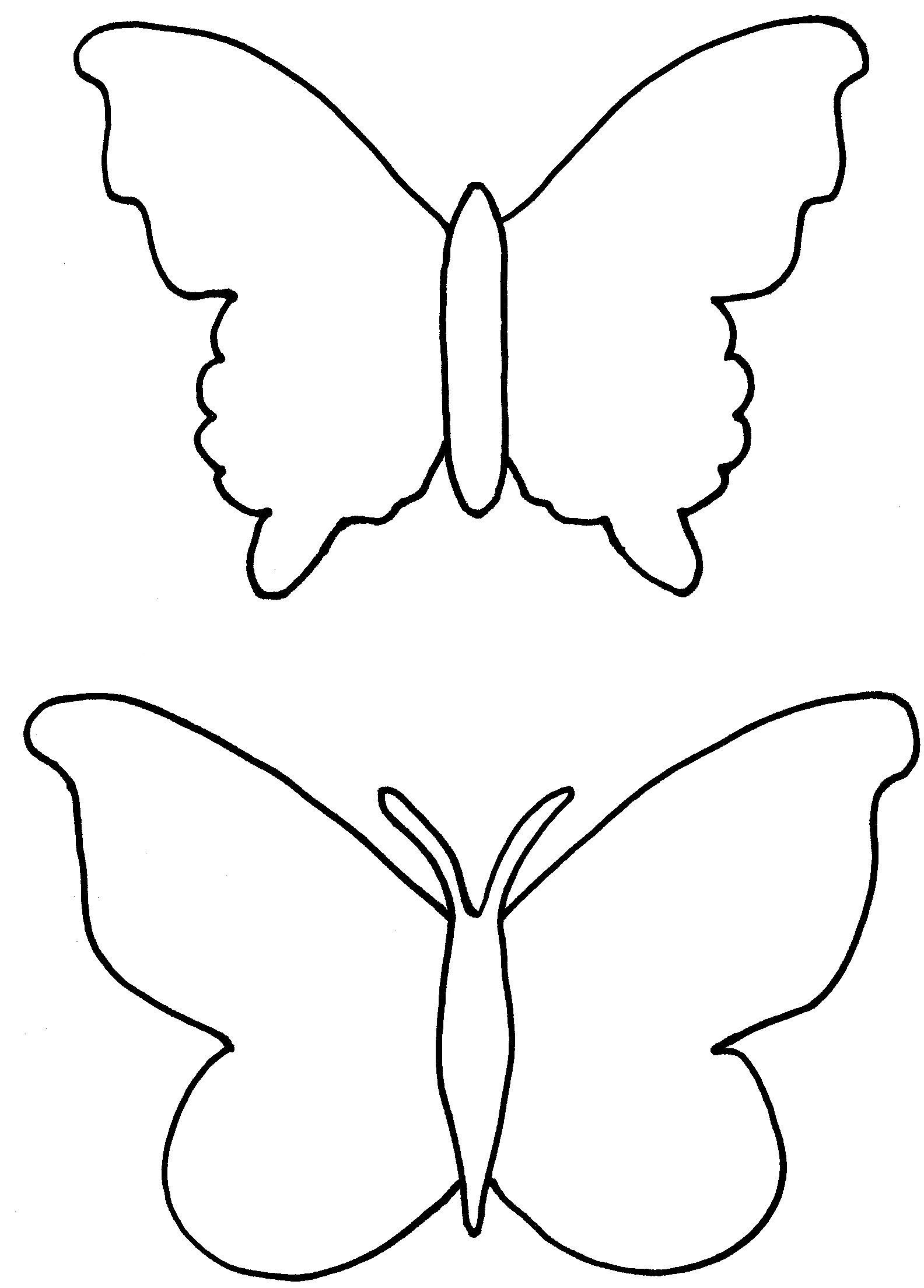 coloring outline butterfly monarch butterfly outline tim39s printables outline coloring butterfly